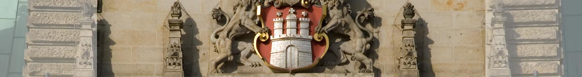 Hamburger Wappen
